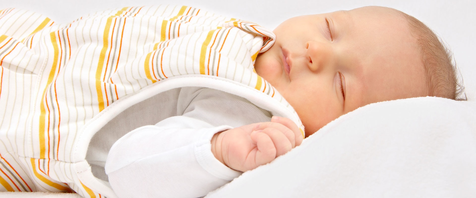 are sleeping bags safe for babies?